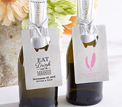 Personalized Silver Credit Card Bottle Opener – Wedding/Bridal